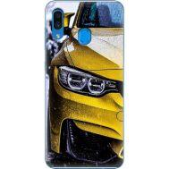 Силиконовый чехол BoxFace Samsung A305 Galaxy A30 Bmw M3 on Road (36416-up2439)