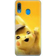 Силиконовый чехол BoxFace Samsung A305 Galaxy A30 Pikachu (36416-up2440)