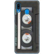 Силиконовый чехол BoxFace Samsung A305 Galaxy A30 Старая касета (36416-up2445)