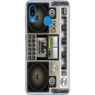 Силиконовый чехол BoxFace Samsung A305 Galaxy A30 Old Boombox (36416-up2446)