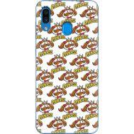Силиконовый чехол BoxFace Samsung A305 Galaxy A30 Pringles Princess (36416-up2450)