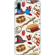 Силиконовый чехол BoxFace Samsung A305 Galaxy A30 Magic Items (36416-up2455)