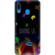 Силиконовый чехол BoxFace Samsung A305 Galaxy A30 Among Us (36416-up2456)