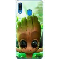 Силиконовый чехол BoxFace Samsung A305 Galaxy A30 Groot (36416-up2459)