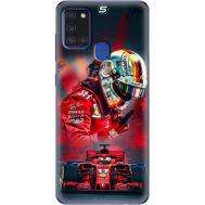 Силиконовый чехол BoxFace Samsung A217 Galaxy A21s Racing Car (40006-up2436)