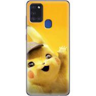 Силиконовый чехол BoxFace Samsung A217 Galaxy A21s Pikachu (40006-up2440)