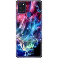 Силиконовый чехол BoxFace Samsung A217 Galaxy A21s Northern Lights (40006-up2441)