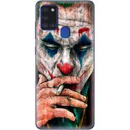 Силиконовый чехол BoxFace Samsung A217 Galaxy A21s Джокер (40006-up2448)