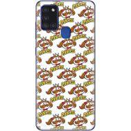 Силиконовый чехол BoxFace Samsung A217 Galaxy A21s Pringles Princess (40006-up2450)