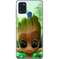 Силиконовый чехол BoxFace Samsung A217 Galaxy A21s Groot (40006-up2459)