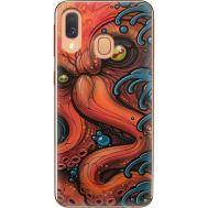 Силиконовый чехол BoxFace Samsung A405 Galaxy A40 Octopus (36707-up2429)