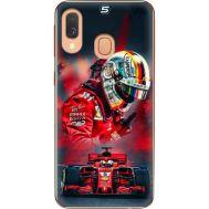 Силиконовый чехол BoxFace Samsung A405 Galaxy A40 Racing Car (36707-up2436)