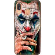 Силиконовый чехол BoxFace Samsung A405 Galaxy A40 Джокер (36707-up2448)