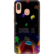 Силиконовый чехол BoxFace Samsung A405 Galaxy A40 Among Us (36707-up2456)