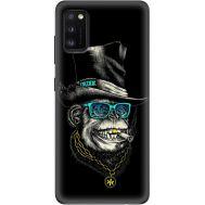 Силиконовый чехол BoxFace Samsung A415 Galaxy A41 Rich Monkey (39755-up2438)