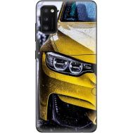Силиконовый чехол BoxFace Samsung A415 Galaxy A41 Bmw M3 on Road (39755-up2439)