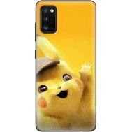 Силиконовый чехол BoxFace Samsung A415 Galaxy A41 Pikachu (39755-up2440)