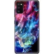 Силиконовый чехол BoxFace Samsung A415 Galaxy A41 Northern Lights (39755-up2441)
