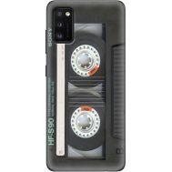 Силиконовый чехол BoxFace Samsung A415 Galaxy A41 Старая касета (39755-up2445)