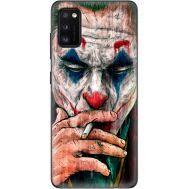 Силиконовый чехол BoxFace Samsung A415 Galaxy A41 Джокер (39755-up2448)