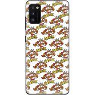 Силиконовый чехол BoxFace Samsung A415 Galaxy A41 Pringles Princess (39755-up2450)