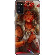 Силиконовый чехол BoxFace Samsung A415 Galaxy A41 Принцесса Мононоке (39755-up2451)