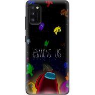 Силиконовый чехол BoxFace Samsung A415 Galaxy A41 Among Us (39755-up2456)