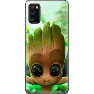 Силиконовый чехол BoxFace Samsung A415 Galaxy A41 Groot (39755-up2459)