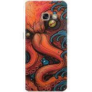 Силиконовый чехол BoxFace Samsung A320 Galaxy A3 2017 Octopus (27928-up2429)
