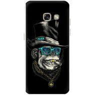 Силиконовый чехол BoxFace Samsung A320 Galaxy A3 2017 Rich Monkey (27928-up2438)