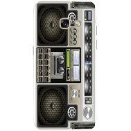 Силиконовый чехол BoxFace Samsung A320 Galaxy A3 2017 Old Boombox (27928-up2446)
