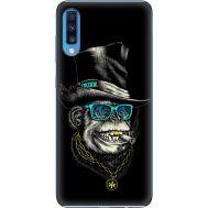 Силиконовый чехол BoxFace Samsung A705 Galaxy A70 Rich Monkey (36860-up2438)