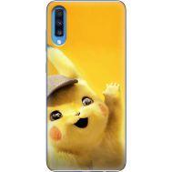 Силиконовый чехол BoxFace Samsung A705 Galaxy A70 Pikachu (36860-up2440)