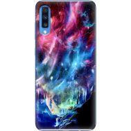 Силиконовый чехол BoxFace Samsung A705 Galaxy A70 Northern Lights (36860-up2441)