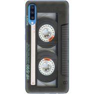 Силиконовый чехол BoxFace Samsung A705 Galaxy A70 Старая касета (36860-up2445)