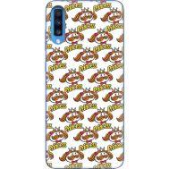 Силиконовый чехол BoxFace Samsung A705 Galaxy A70 Pringles Princess (36860-up2450)