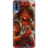 Силиконовый чехол BoxFace Samsung A705 Galaxy A70 Принцесса Мононоке (36860-up2451)