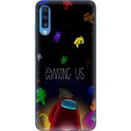 Силиконовый чехол BoxFace Samsung A705 Galaxy A70 Among Us (36860-up2456)