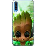 Силиконовый чехол BoxFace Samsung A705 Galaxy A70 Groot (36860-up2459)