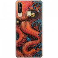 Силиконовый чехол BoxFace Samsung A6060 Galaxy A60 Octopus (37396-up2429)