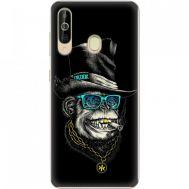 Силиконовый чехол BoxFace Samsung A6060 Galaxy A60 Rich Monkey (37396-up2438)