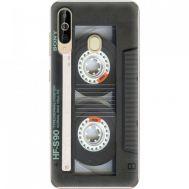 Силиконовый чехол BoxFace Samsung A6060 Galaxy A60 Старая касета (37396-up2445)