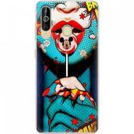 Силиконовый чехол BoxFace Samsung A6060 Galaxy A60 Girl Pop Art (37396-up2444)