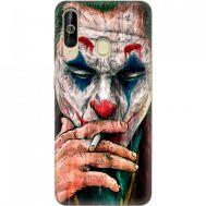 Силиконовый чехол BoxFace Samsung A6060 Galaxy A60 Джокер (37396-up2448)