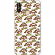 Силиконовый чехол BoxFace Samsung A6060 Galaxy A60 Pringles Princess (37396-up2450)