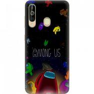 Силиконовый чехол BoxFace Samsung A6060 Galaxy A60 Among Us (37396-up2456)