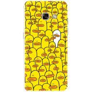 Силиконовый чехол BoxFace Samsung A520 Galaxy A5 2017 Yellow Ducklings (27929-up2428)