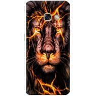 Силиконовый чехол BoxFace Samsung A520 Galaxy A5 2017 Fire Lion (27929-up2437)