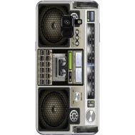 Силиконовый чехол BoxFace Samsung A530 Galaxy A8 (2018) Old Boombox (32657-up2446)