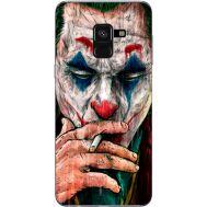 Силиконовый чехол BoxFace Samsung A530 Galaxy A8 (2018) Джокер (32657-up2448)